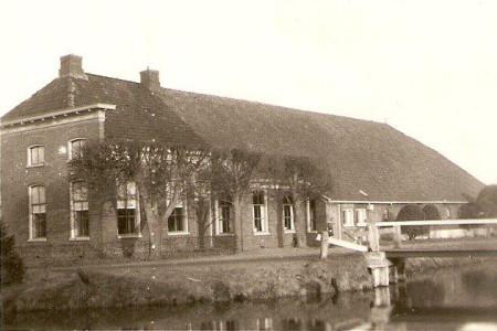boerderij in 1947